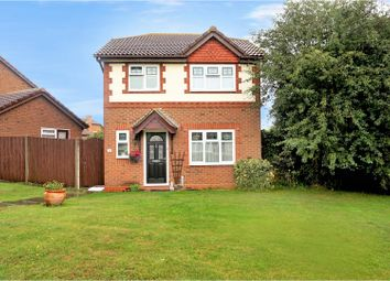 Thumbnail 3 bed detached house for sale in Salmon Crescent, Minster On Sea