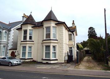 Thumbnail Studio for sale in Flat 1, 90 New Road, Brixham, Devon