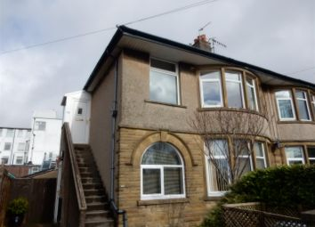Thumbnail 1 bed flat to rent in Dallam Avenue, Morecambe