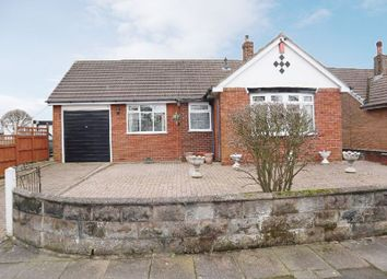 Thumbnail 3 bed detached bungalow for sale in Conifer Grove, Blurton, Stoke-On-Trent, Staffordshire