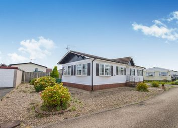 Thumbnail 2 bed mobile/park home for sale in Beacon Park Home Village, Off Beacon Way, Skegness