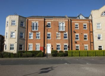 Thumbnail 2 bedroom flat for sale in Godwin Court, Swindon