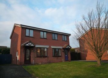 Thumbnail 2 bed terraced house to rent in Ravenhill Drive, Telford, Ketley