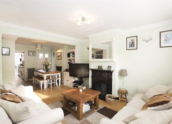 Thumbnail 3 bed terraced house for sale in Wolsey Grove, Esher, Surrey