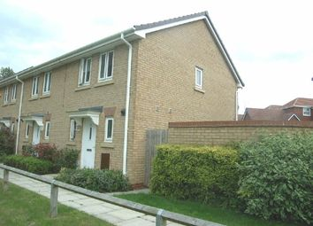 Thumbnail 3 bedroom end terrace house for sale in Thirlmere Way, Kingswood, Hull
