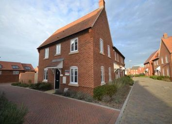 Thumbnail 3 bed semi-detached house to rent in Oak Hill Lane, Didcot, Oxfordshire