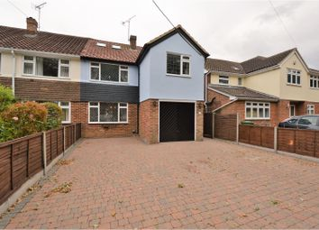 Thumbnail 4 bed semi-detached house for sale in Wiggins Lane, Billericay