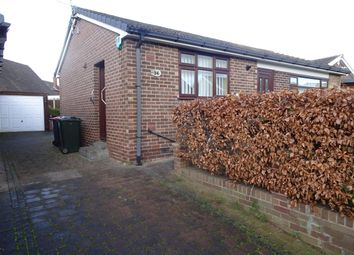 Thumbnail 2 bedroom detached bungalow to rent in Northfield Drive, Woodsetts, Worksop