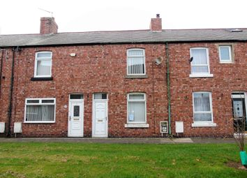 Thumbnail 2 bed terraced house for sale in Forth Street, Chopwell, Newcastle Upon Tyne