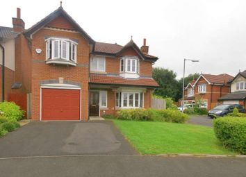 Thumbnail 4 bed detached house to rent in Higherbrook Close, Horwich, Bolton, Greater Manchester