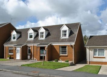 Thumbnail 2 bed bungalow to rent in Gors Fach, Pwlltrap, St. Clears, Carmarthen