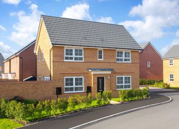 "Thumbnail 3 bedroom semi-detached house for sale in ""Ennerdale"" at Aqua Drive, Hampton Water"