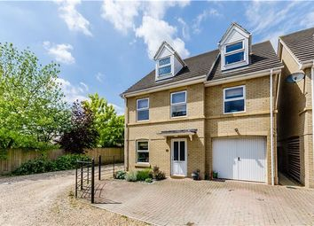 Thumbnail 4 bedroom detached house for sale in Hodson Close, Soham, Ely