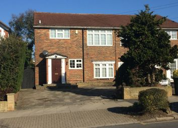 4 bed semi-detached house for sale in Mount Pleasant, Cockfosters EN4