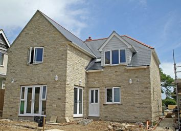 Thumbnail 4 bed detached house for sale in Haycrafts Lane, Swanage