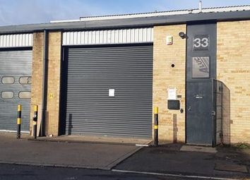 Thumbnail Light industrial to let in Unit 33 Fairways Business Park, Lammas Road, Leyton, London