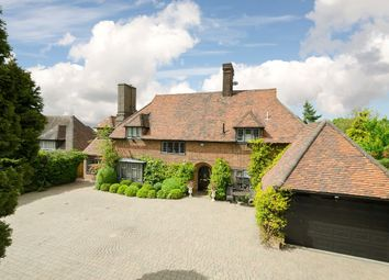 Thumbnail 5 bed detached house for sale in Manor Road, Chigwell