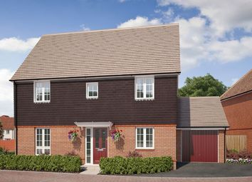 Thumbnail 4 bed detached house for sale in Winchester Road, Basingstoke, Hampshire