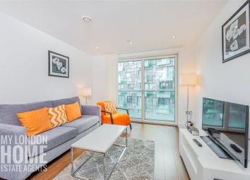 1 bed flat for sale in Talisman Tower, Lincoln Plaza, Canary Wharf E14