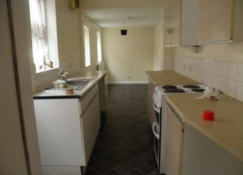 Thumbnail 2 bed terraced house to rent in Vickers Street, Warsop, Mansfield