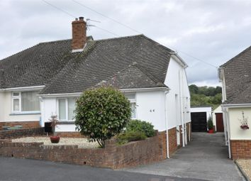 2 bed semi-detached bungalow for sale in Brookside Crescent, Exeter EX4