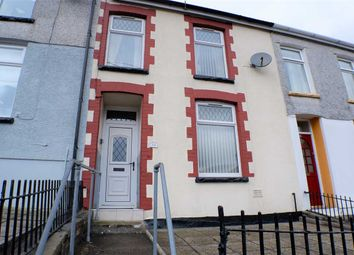 Thumbnail 3 bed terraced house for sale in Bryn Terrace, Wattstown, Porth