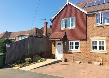 Thumbnail 2 bed end terrace house for sale in Fellows Road, Hastings