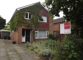 Thumbnail 4 bed detached house for sale in Dentdale Drive, Knaresborough, North Yorkshire