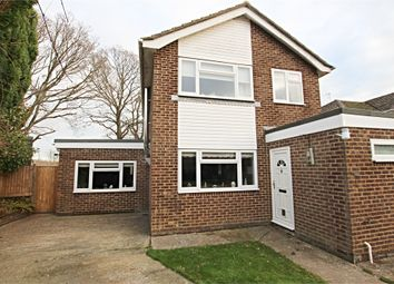 Thumbnail 3 bed detached house for sale in Stablefield, Cottage Lane, Westfield, Hasting, East Sussex