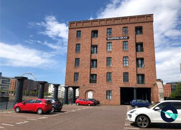 Thumbnail 2 bed flat to rent in South Quay, Wapping Quay, Liverpool