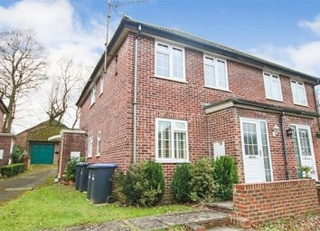 Thumbnail 1 bed flat for sale in The Dell, East Grinstead, West Sussex