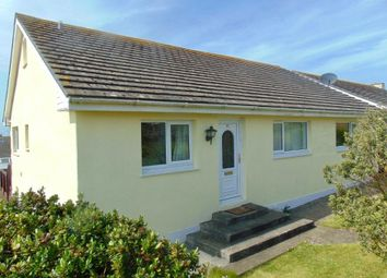 Thumbnail 4 bed detached bungalow for sale in Atlantic Drive, Broad Haven, Haverfordwest