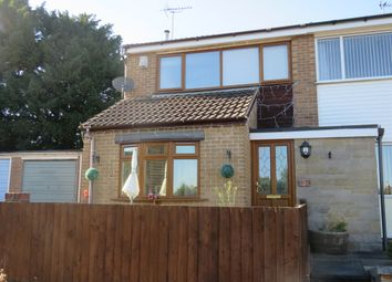 Thumbnail 2 bed town house for sale in Rectory Road, Markfield