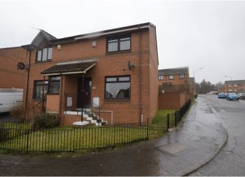 Thumbnail 2 bedroom semi-detached house for sale in Darnaway Street, Glasgow