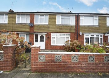 Thumbnail 3 bed terraced house for sale in Beecham Road, Fratton, Portsmouth