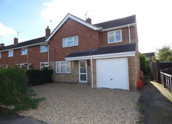 Thumbnail 3 bedroom end terrace house for sale in Thistle Drive, Stanground, Peterborough, United Kingdom