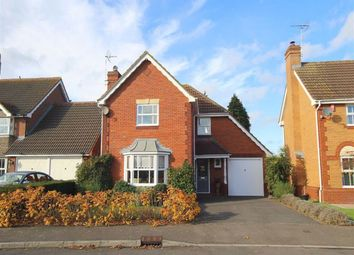 Thumbnail 4 bed detached house for sale in Kenwin Close, Swindon, Wiltshire