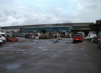 Thumbnail Industrial for sale in Millman Street, Newport