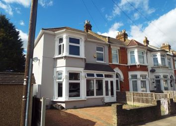 Thumbnail 3 bed end terrace house for sale in Ilford, London, United Kingdom