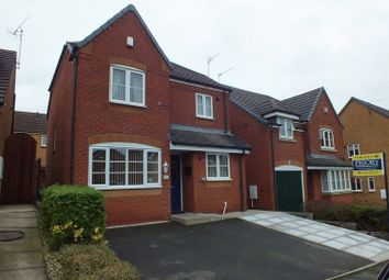 Thumbnail 3 bed detached house for sale in Redwing Grove, Packmoor, Stoke-On-Trent