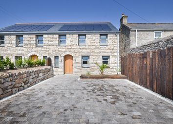 Thumbnail 3 bed semi-detached house for sale in Truthwall Lane, St Just, Penzance