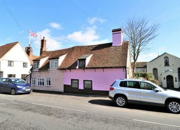 Thumbnail 2 bed cottage for sale in Colchester Road, St Osyth, Clacton-On-Sea, Essex