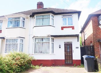 Thumbnail 3 bed semi-detached house for sale in Glendower Road, Perry Barr, Birmingham