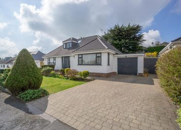 Thumbnail 4 bed detached bungalow for sale in Larksway, Heswall, Wirral