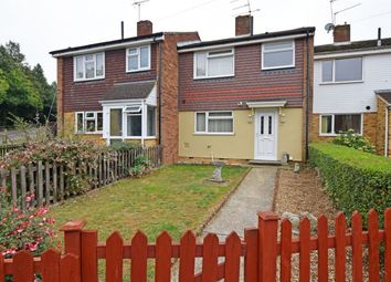 Thumbnail 3 bed terraced house to rent in Mierscourt Road, Rainham, Kent