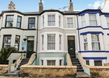 Thumbnail 4 bed terraced house for sale in Market Street, Caernarfon