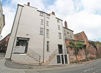 Thumbnail 2 bed flat to rent in Castle Street, Exeter