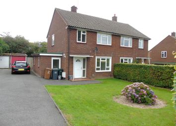 Thumbnail 3 bed semi-detached house to rent in Shepherds Lane, Mill End, Rickmansworth