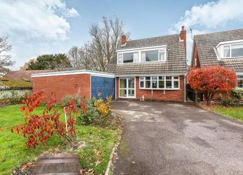 Thumbnail 4 bed detached house for sale in Orchard Close, Austrey, Warwickshire