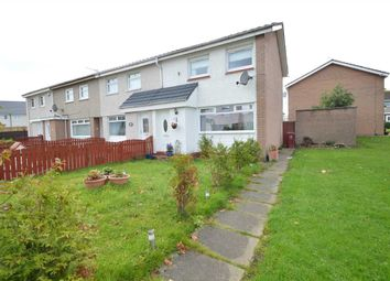 Thumbnail 2 bed end terrace house for sale in Myers Crescent, Uddingston, Glasgow
